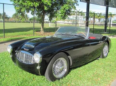 1957 Austin-Healey 100/6 for sale in Pompano Beach, FL