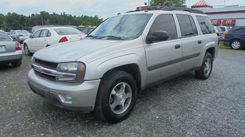 2005 Chevrolet TrailBlazer EXT for sale in Moncks Corner, SC