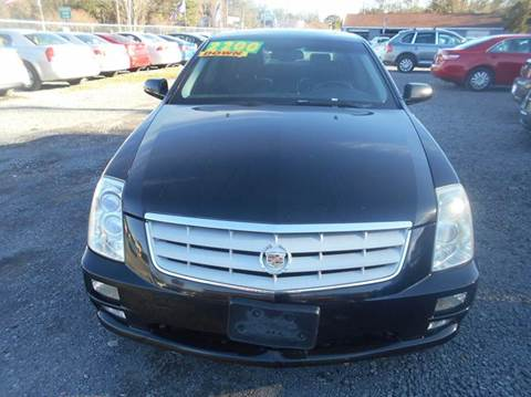 2007 Cadillac STS for sale in North Charleston, SC