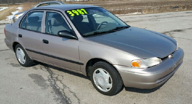 2000 Chevrolet Prizm