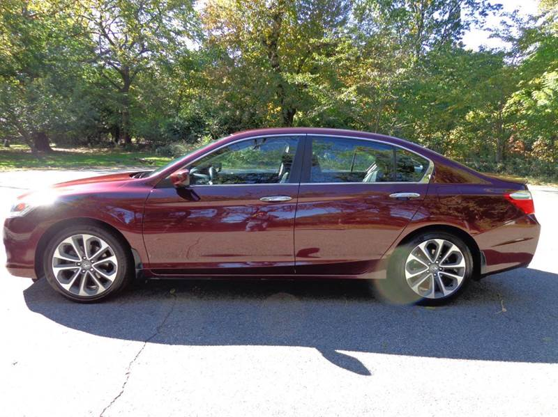 2014 honda accord sport 4dr sedan cvt in newark nj east. Black Bedroom Furniture Sets. Home Design Ideas