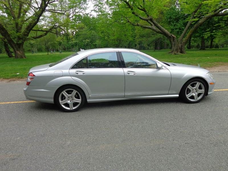 2008 mercedes benz s class s550 4matic awd 4dr sedan in for Mercedes benz 2008 s550