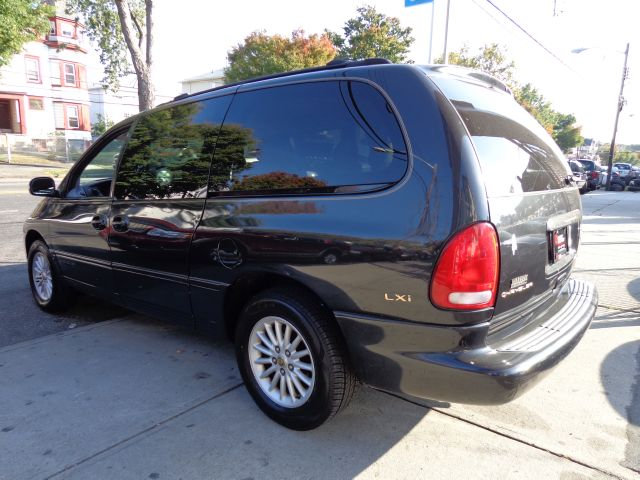 Chrysler town and country 1999 manual