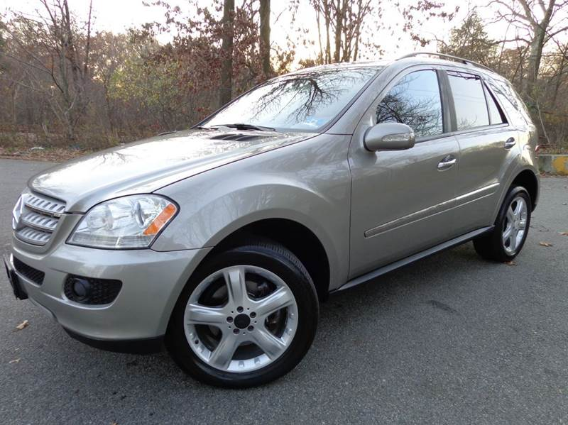 2008 mercedes benz m class ml320 cdi awd 4matic 4dr suv in for Mercedes benz ml320 suv