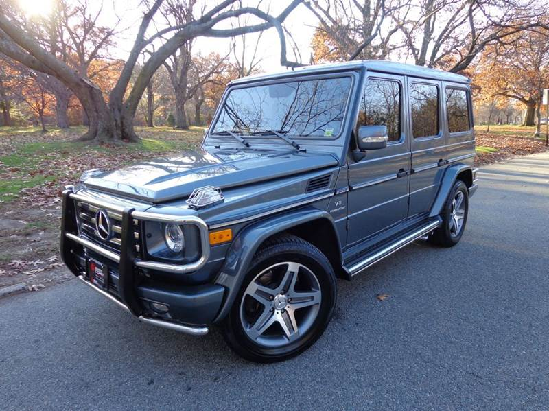 2009 mercedes benz g class g55 amg awd 4matic 4dr suv in newark nj east coast auto group. Black Bedroom Furniture Sets. Home Design Ideas