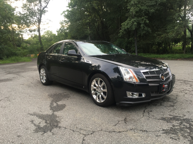 2009 cadillac cts 3 6l di awd 4dr sedan w 1sb w. Black Bedroom Furniture Sets. Home Design Ideas