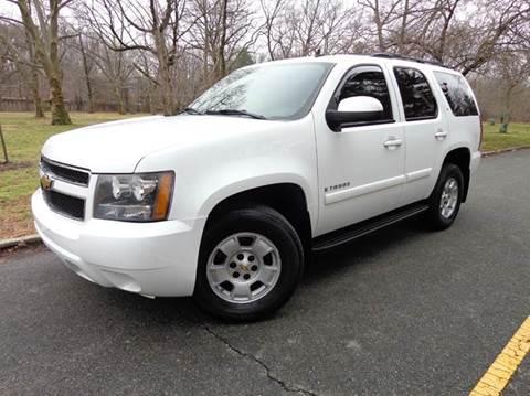 2007 Chevrolet Tahoe for sale in Newark, NJ