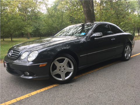 2003 mercedes benz cl class for sale for Mercedes benz cl class for sale