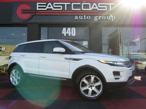 2013 Land Rover Range Rover Evoque for sale in Newark, NJ