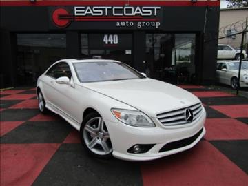 2009 Mercedes-Benz CL-Class for sale in Newark, NJ