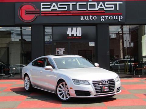 2012 Audi A7 for sale in Newark, NJ