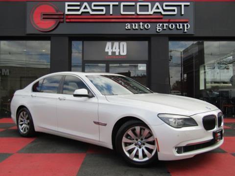 2009 BMW 7 Series for sale in Newark, NJ