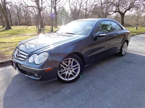 2008 Mercedes-Benz CLK for sale in Newark, NJ