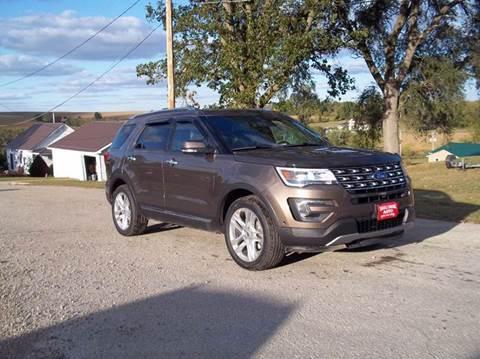 2016 Ford Explorer for sale in Shullsburg, WI
