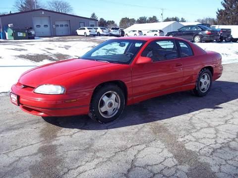 1998 Chevrolet Monte Carlo for sale in Shullsburg, WI