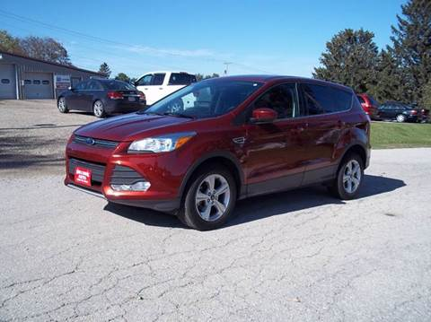 2015 Ford Escape for sale in Shullsburg, WI