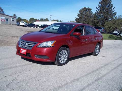 2014 Nissan Sentra for sale in Shullsburg, WI