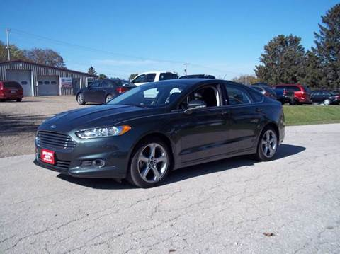 2015 Ford Fusion for sale in Shullsburg, WI