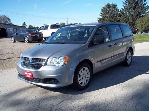 2016 Dodge Grand Caravan for sale in Shullsburg, WI