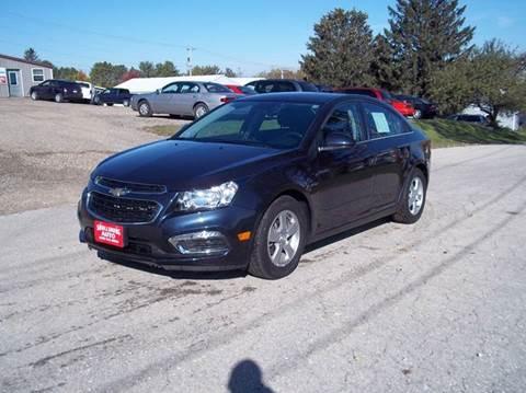 2015 Chevrolet Cruze for sale in Shullsburg, WI