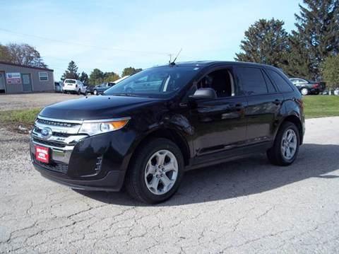 2013 Ford Edge for sale in Shullsburg, WI