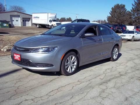 2016 Chrysler 200 for sale in Shullsburg, WI