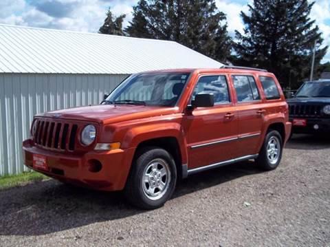 2010 Jeep Patriot for sale in Shullsburg, WI