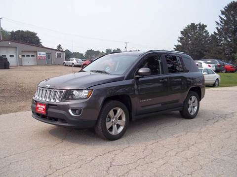 2015 Jeep Compass for sale in Shullsburg, WI