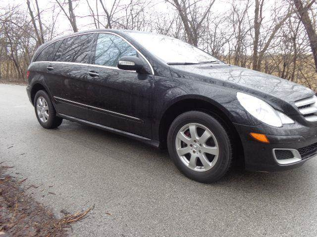 Mercedes benz r class for sale in illinois for 2007 mercedes benz r350 for sale