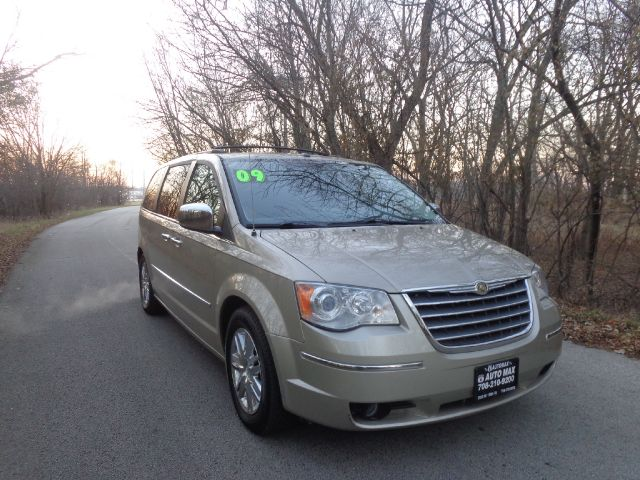 2009 Chrysler Town And Country For Sale In Markham Il