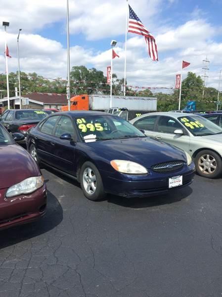 2001 Ford Taurus near Harvey IL 60426 for $995.00
