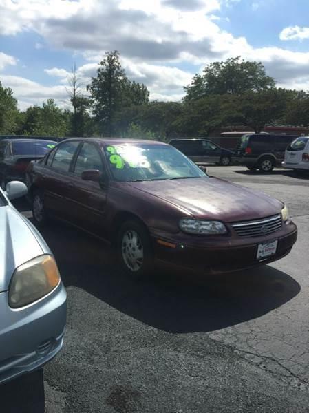 1998 Chevrolet Malibu near Harvey IL 60426 for $995.00
