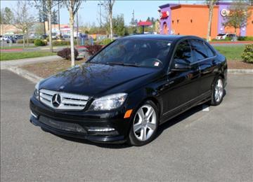 2011 Mercedes-Benz C-Class for sale in Everett, WA