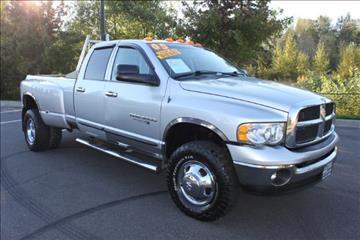 2005 Dodge Ram Pickup 3500 for sale in Everett, WA