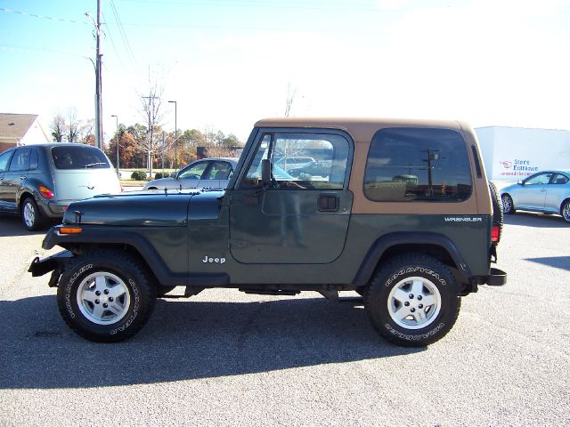 Used 1994 Jeep Wrangler For Sale