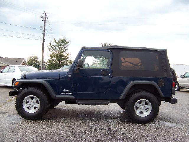 2004 Jeep Wrangler for sale in Hickory NC