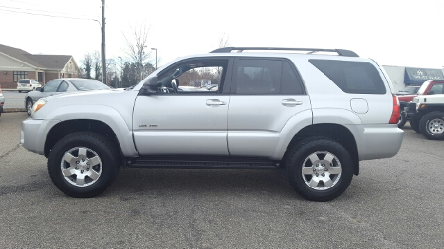 2007 toyota 4runner sr5 4dr suv 4wd v6 in hickory nc 4m auto sales. Black Bedroom Furniture Sets. Home Design Ideas