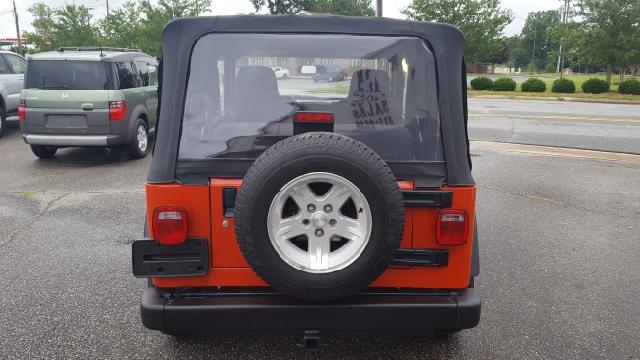 2005 Jeep Wrangler SE 4WD 2dr SUV - Hickory NC
