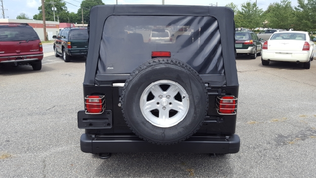 2005 Jeep Wrangler Unlimited 4WD 2dr SUV - Hickory NC