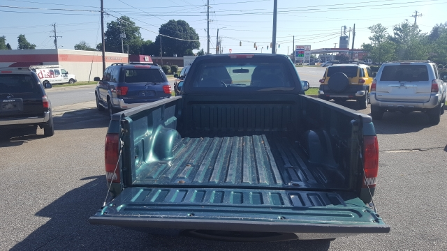 2000 Ford F-150 2dr XLT 4WD Standard Cab LB - Hickory NC