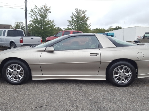 2002 Chevrolet Camaro for sale in Hickory, NC