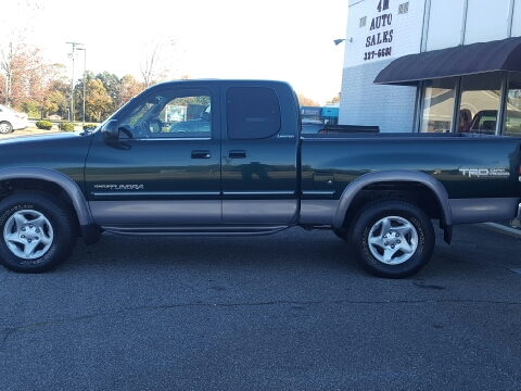 2001 Toyota Tundra for sale in Hickory, NC