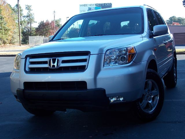 2006 HONDA PILOT EX silver full power 8 passenger seating automatic transmission cold ac 6cd