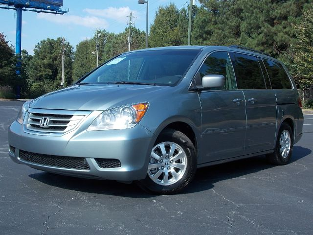 2010 HONDA ODYSSEY EX-L green leather seats sunroof great family vehicle great condition with f