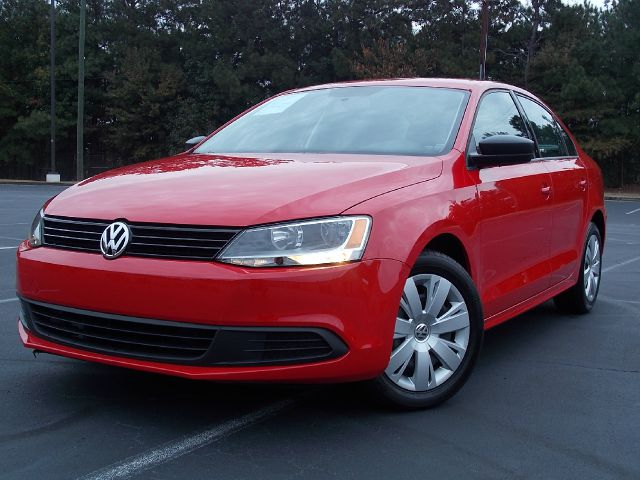 2012 VOLKSWAGEN JETTA S red like new nice and clean ready to go low miles cd player cruise co