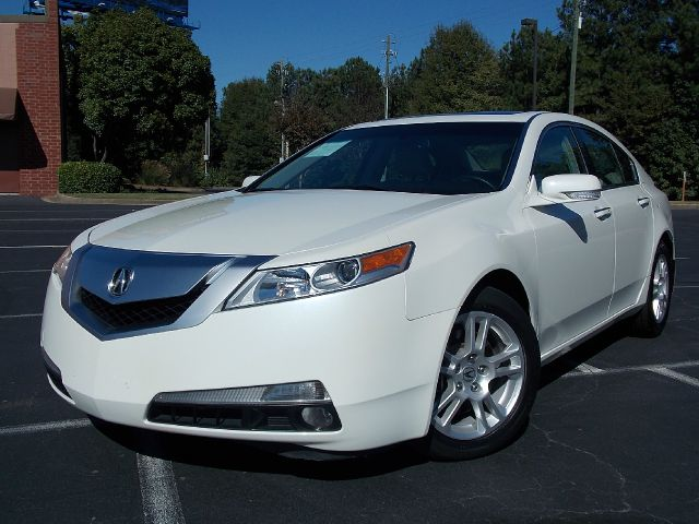 2010 ACURA TL 4DR SDN 2WD SEDAN white diamond pearl navigation system leather interior sunroof