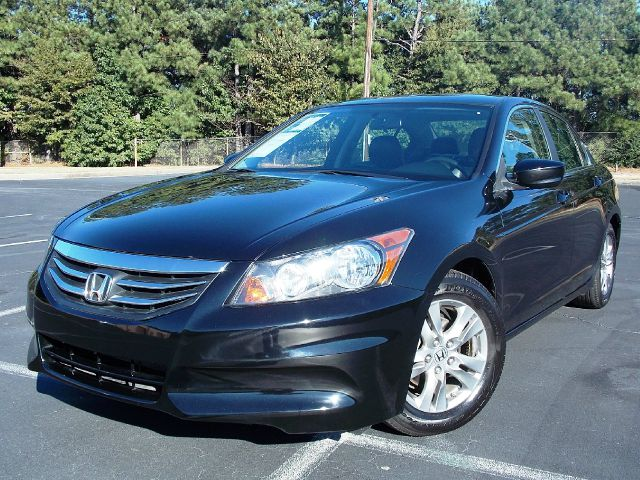 2011 HONDA ACCORD 4DR I4 AUTO SE SEDAN crystal black pearl 1-owner leather heated seats cd playe