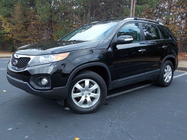 2011 KIA SORENTO LX 2WD black third row seat back-up camera back-up sensors bluetooth audiopho