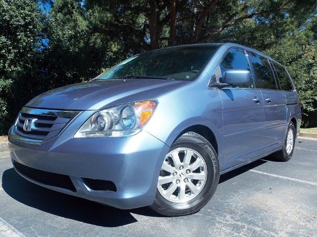 2010 HONDA ODYSSEY EX lite blue power sliding doors 7 passenger seating great condition very re