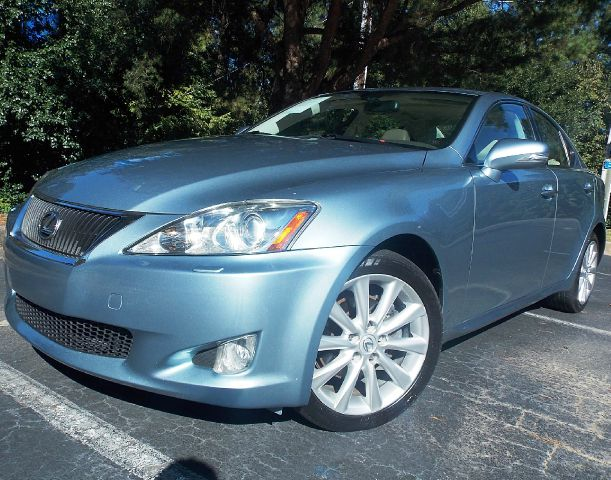2009 LEXUS IS 250 IS 250 AWD 6-SPEED SEQUENTIAL blue back-up camera bluetooth connection navigat